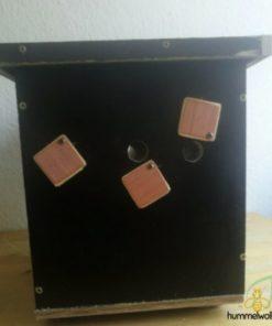 Siebdruckplatten aus Hummelhaus